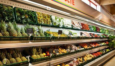 Fructele şi legumele cele mai lipsite de pesticide