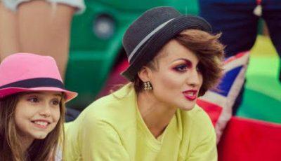 Ionela Țăruș s-a filmat într-un videoclip! Vezi cu cine a colaborat