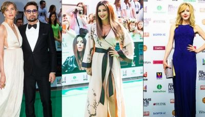 Premiile Muz TV: Top cele mai frumoase apariții de pe covorul verde!