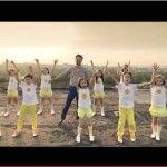 Foto: Adrian Ursu a lansat un videoclip de Ziua Copiilor