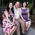 Foto: Mariana Șura, vornicică la nunta părinților ei!