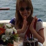 Foto: Sanda Filat se mărită? Vezi ce cadou inedit a primit astăzi