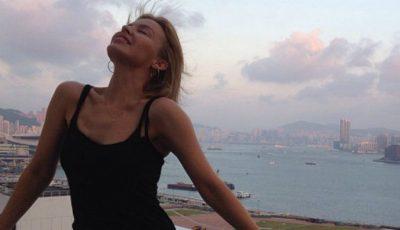 Exerciții pentru brațe de la Kylie Minogue!