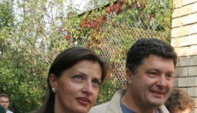Prima Doamnă a Ukrainei (FOTO)