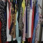 Olga Busuioc și-a vândut hainele de brand la prețuri de nimic!