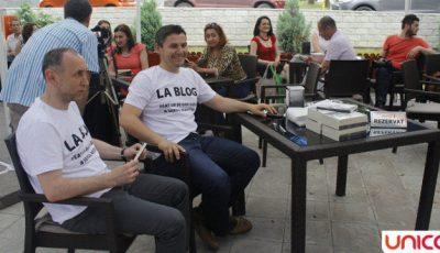 """Citește """"La Blog""""-ul lui Sergiu Beznițchi și Igor Guzun!"""