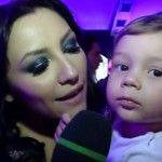 Foto: Cât îi costă pe Andra şi Cătălin Măruţă bona fiului lor