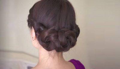 Coafura de vară ideală pentru părul lung!