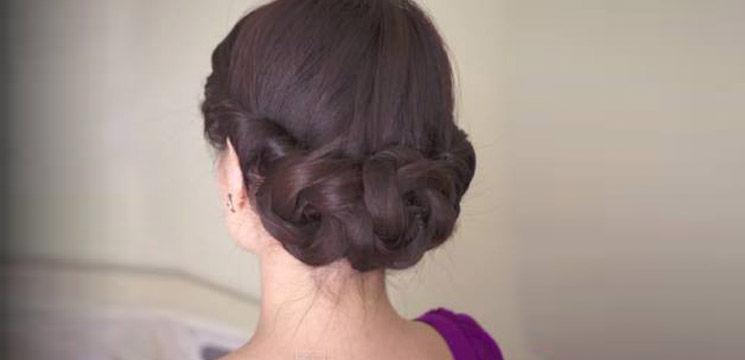 Foto: Coafura de vară ideală pentru părul lung!