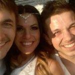 Foto: Imagini de la nunta lui Boris Covali