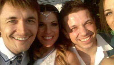 Imagini de la nunta lui Boris Covali