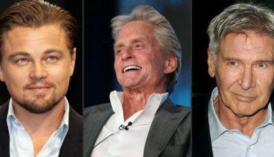 Dicaprio, Stallone, Douglas pe jumătate ruși?