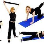 Foto: 5 exerciții pentru forme frumoase în timpul sarcinii!