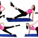 Foto: 5 exerciții pentru picioare sexy!