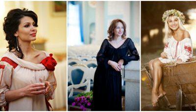 Sanda Diviricean, Tatiana Țibuleac, Vera Terentiev, Mihaela Strâmbeanu și alte vedete, în ii tradiționale!