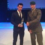 Foto: Moldoveanul Valeriu Guțu a intrat în top 10 la Mister World 2014!