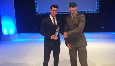 Moldoveanul Valeriu Guțu a intrat în top 10 la Mister World 2014!