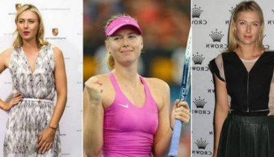 Cine o îmbracă pe Maria Sharapova!