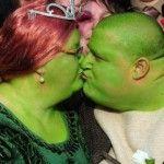 Foto: Au ales o tematică neobişnuită pentru nunta lor