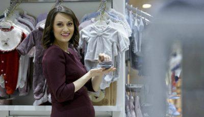 Prezentatoarea Nataşa Medvedev s-a lăudat că a devenit mamă!