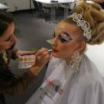 Foto: O moldoveancă a intrat în top 5 cei mai buni make-up artiști din lume!