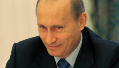 O vedetă din Rusia l-a cerut în căsătorie pe Vladimir Putin!