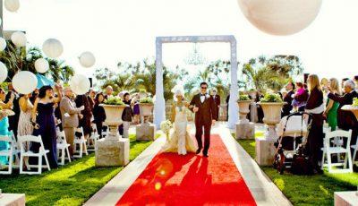 Nunți tematice! 3 idei neobișnuite