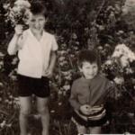 Cum arăta Iurie Leancă în copilărie și adolescență!