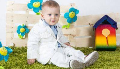 Vrei să-i faci copilului o sesiune foto reușită? Sfaturi de la fotograful Corneliu Blagoslovitu!