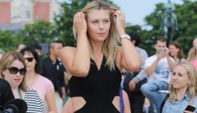 Cât de bine arată Maria Sharapova în afara terenului de tenis