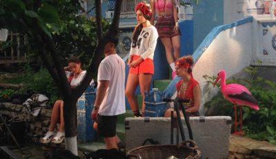 Interpreta Jasmin filmează un videoclip în Moldova!