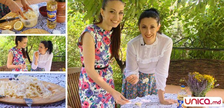 Foto: Ardem grăsimile cu salată tonică de țelină!