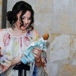 """Foto: De ce crede Viorica Nagacevschi în dragoste! Lansarea romanului """"Grădinarul din Rai""""!"""