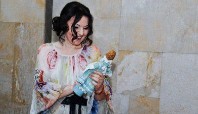 """De ce crede Viorica Nagacevschi în dragoste! Lansarea romanului """"Grădinarul din Rai""""!"""