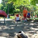 Foto: Atenţie părinţi! Nisipul din spaţiile de joacă este plin de bacterii şi paraziţi periculoşi
