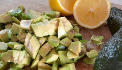 Avocado şi lămâie, o combinaţie perfectă în cura de slăbire