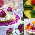 Foto: Ce flori pot fi mâncate?