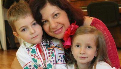 """Antonița Fonari: """"Oricât de mult nu i-ai oferi unui copil adoptat, el va ţine minte că odată a fost abandonat."""""""