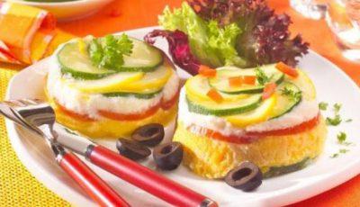 Minibudinci de legume
