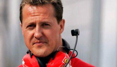 Michael Schumacher s-a trezit din comă şi a fost externat!