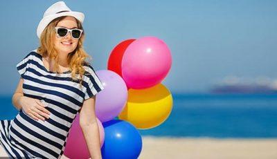 Ce trebuie să ştie gravidele care vor să-şi petreacă vacanţa la mare