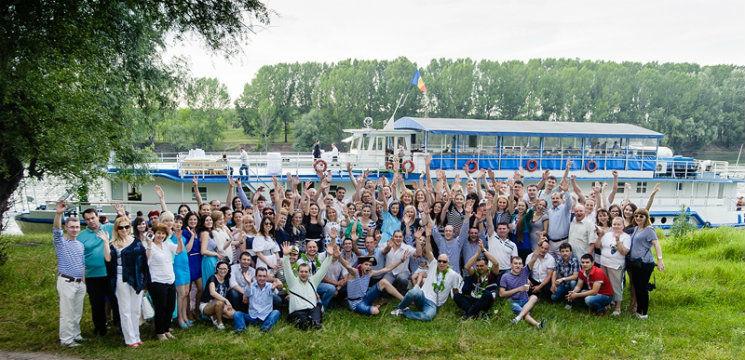 Foto: Compania Becor la 20 de ani de activitate! Poze de la eveniment