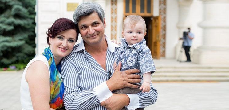 Foto: Exclusiv: Imagini de la botezul lui Cristofer Moscovici!