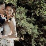 Foto: Ce rochie a purtat mireasa lui Eros Ramazzotti la propria nuntă!