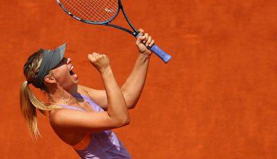Mariei Sharapova îi este frică de românca Simona Halep!