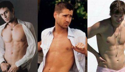 Top 5 bărbați celebri cu penisul mic!