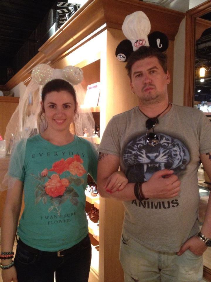 Nicu Țărnă a sărbătorit nunta de hârtie!