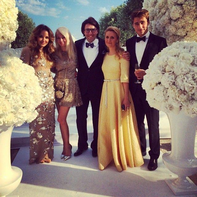 Igor Krutoi și-a măritat fiica. Nunta a avut loc în Monaco!