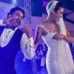 Foto: Cusut cu fir de aur! Vezi cât costă costumul de nuntă a lui Pepe!