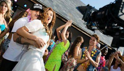 Tatiana Heghea și Jucătoru au numărat gropile de pe străzile Chișinăului, la filmările noului videoclip!